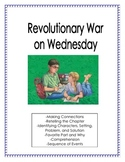 Magic Tree House Revolutionary War on Wednesday Reading Pack