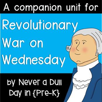 Magic Tree House: Revolutionary War on Wednesday Unit