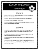 Magic Tree House SOCCER ON SUNDAY Comprehension & Citing Evidence
