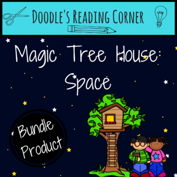 Magic Tree House SPACE Novel Study Bundle