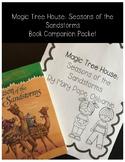 Magic Tree House Seasons of the Sandstorm Comprehension/Gu