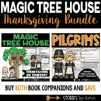 Thanksgiving Magic Tree House Bundle