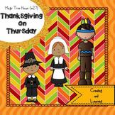 Magic Tree House Thanksgiving On Thursday