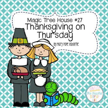 Thanksgiving Novel Study Resources & Lesson Plans | Teachers Pay ...