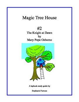 Magic Tree House - The Knight at Dawn Lapbook