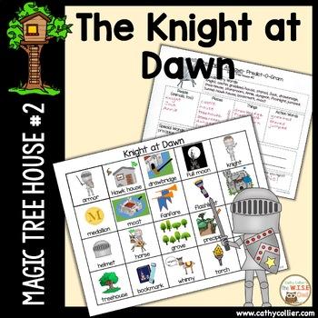 Magic Tree House - The Knight at Dawn - #2