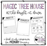 Magic Tree House The Knight at Dawn {A Book Study Companion}