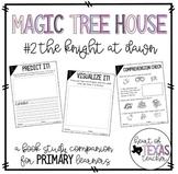 Magic Tree House #2 The Knight at Dawn {A Book Study Companion}