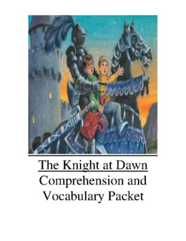 Magic Tree House The Knight at Dawn Guided Reading Unit Level M