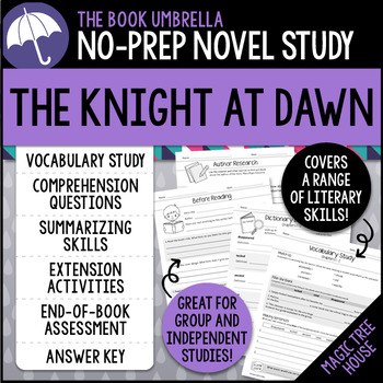 The Knight at Dawn - Magic Tree House