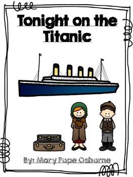 Magic Tree House- Tonight on the Titanic