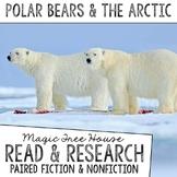 Polar Bears and the Arctic Foldable Novel Study Unit