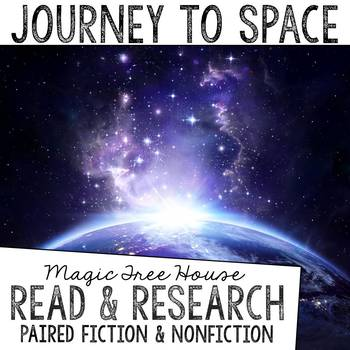 Space Foldable Novel Study Unit