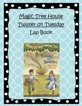 Magic Tree House Twister on Tuesday Lapbook