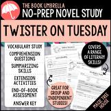 Twister on Tuesday - Magic Tree House