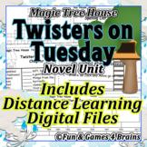 Magic Tree House - Twister on Tuesday Novel Unit -Vocab,co