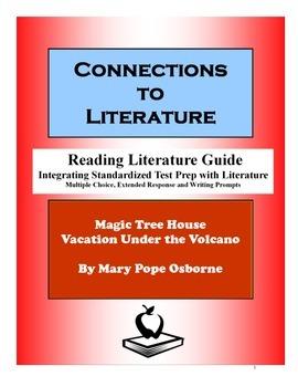 Magic Tree House Vacation Under The Volcano-Reading Litera