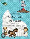 Magic Tree House Vacation Under The Volcano Reading Unit