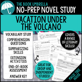 Vacation Under the Volcano - Magic Tree House