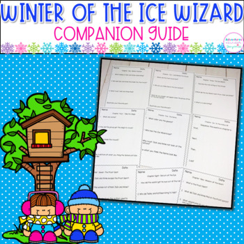 Winter of the Ice Wizard- Comprehension Guide