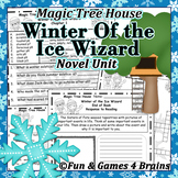 Magic Tree House - Winter of the Ice Wizard Novel Unit