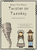Magic Tree House book Study: Twister on Tuesday