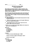 Magic Tree House's Blizzard of the Blue Moon Student Guide