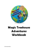 Magic Tree house Geography and History Notebook (Elementar
