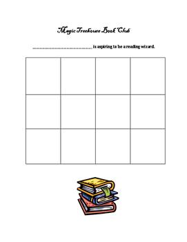 Magic Treehouse Book Club