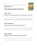 Magic Treehouse Books 10-13 Questions