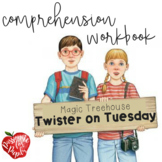 Magic Treehouse: Twister on Tuesday Comprehension Workbook