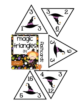 Magic Triangles: 3