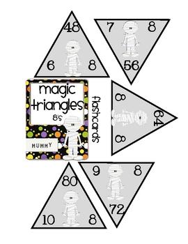 Magic Triangles: 8