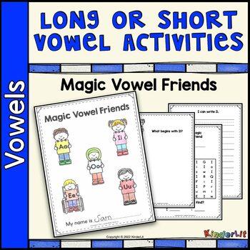 Magic Vowel Friends