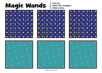 Magic Wand Craft Bundle
