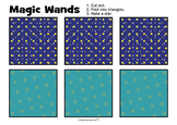 Magic Wand Craft Bundle