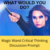Critical Thinking What Would You Do Activity: Mysterious M