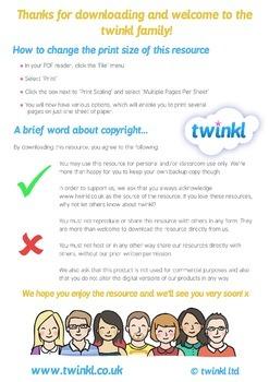 Magic Word Mat
