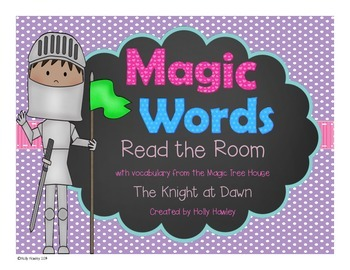 Magic Word- Read the Room Knight Theme