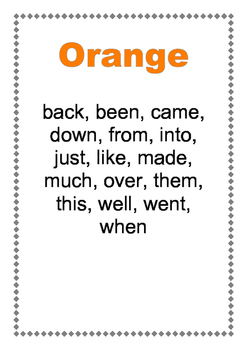 Magic Words Posters - Set 1