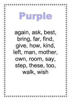 Magic Words Posters - Set 2