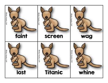 Magic Words Read the Room-Dingo Theme
