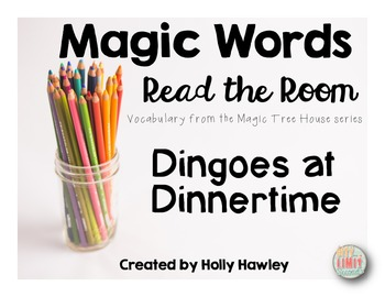 Magic Words Read the Room-Dingo Theme