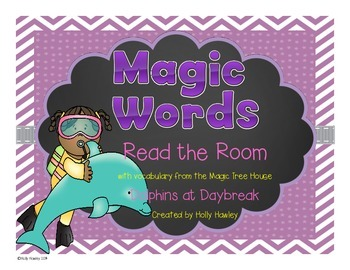 Magic Words- Read the Room Dolphin Theme