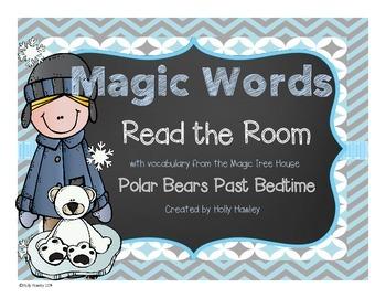 Magic Words- Read the Room Polar Bear theme