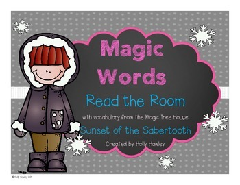 Magic Words Read the Room-Sabertooth Theme