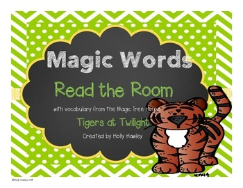 Magic Words- Read the Room Tiger theme