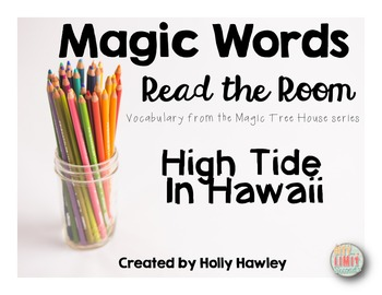 Magic Words- Read the Room surf theme