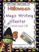 Magic Writing Center Bundle with Fall, October, November, and December