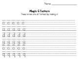 Magic-c Handwriting Practice